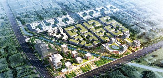 中国(江西)针织服装创意产业园
